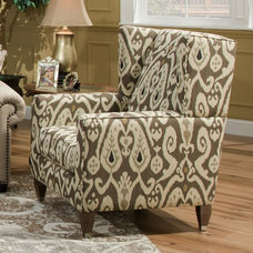 Traditional Accent Chairs by Bellacor