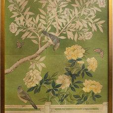 Asian Wallpaper by 1stdibs