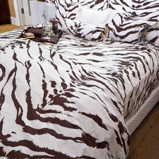 Eclectic Bedding by Maze Home