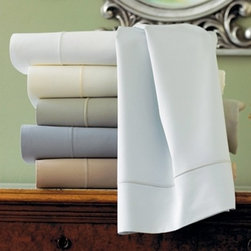 Peacock Alley Soprano Sheets - In the perfect guest room, there has to be the perfect set of sheets. These are a splurge, but they are my very favorite!