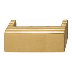 Hafele - Hafele: Handle: Gold: Polished: M4: Center To Center 96mm - Hafele: Handle: Gold: Polished: : Center To Center 96mm