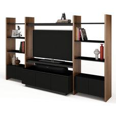 Modern Media Storage by SmartFurniture