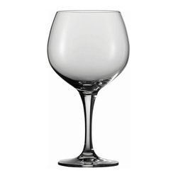 Schott Zwiesel - Schott Zwiesel Tritan Mondial Red Wine Glasses - Set of 6 - 0008.172927CPD - Shop for Drinkware from Hayneedle.com! Give your table or bar a classically beautiful look with the Schott Zwiesel Tritan Mondial Red Wine Glasses - Set of 6. High-quality Tritan crystal glass makes for a lasting sparkle that's full of elegance. These stunning glasses are dishwasher-safe for the easiest cleaning possible.About Fortessa Inc.You have Fortessa Inc. to thank for the crossover of professional tableware to the consumer market. No longer is classic high-quality tableware the sole domain of fancy restaurants only. By utilizing cutting edge technology to pioneer advanced compositions as well as reinventing traditional bone china Fortessa has paved the way to dominance in the global tableware industry.Founded in 1993 as the Great American Trading Company Inc. the company expanded its offerings to include dinnerware flatware glassware and tabletop accessories becoming a total table operation. In 2000 the company consolidated its offerings under the Fortessa name. With main headquarters in Sterling Virginia Fortessa also operates internationally and can be found wherever fine dining is appreciated. Make sure your home is one of those places by exploring Fortessa's innovative collections.