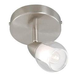 Vaxcel Lighting - Vaxcel Lighting SP56512 Tivoli 1 Light 40 Watt Halogen Accent Light Fully Adjust - Features: