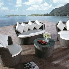 Modern Outdoor Sofas by Iris Furniture