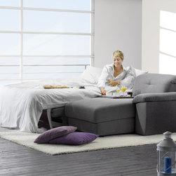 Sirius Sofa - ROM - Sirius Sofa comes in different colors of leathers or fabrics.