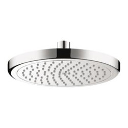 Hansgrohe - Hansgrohe - Croma 220 Showerhead - 26465001 - Chrome - Founded in Germany's Black Forest in 1901, Hansgrohe is committed to building a strong sense of tradition. Hansgrohe's products offer a lifetime of satisfaction featuring the ultimate in quality, design and performance. Customers appreciate our many breakthroughs in comfort and technology that allow you to make the most of water. With its wide range of products, Hansgrohe has the right solution for you. Enjoy every moment, each one is unique, just like your Hansgrohe shower. Hansgrohe has always had a sharp eye for innovation, designing products with exceptional durability that are not only highly functional but also a source of pleasure. For us, this means constantly advancing and striving for improvements. Our showers and faucets offer many useful functions and details that make daily use as easy and comfortable as possible so that you can enjoy your Hansgrohe products for many years to come.