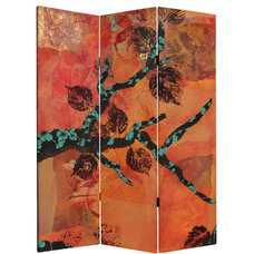 Contemporary Screens And Wall Dividers by Oriental Furniture