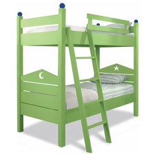 contemporary kids beds by Rosenberry Rooms