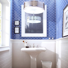 Traditional Mosaic Tile by Merola Tile