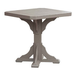 Fifthroom - Poly Lumber Bar Table -