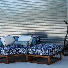 Tropical Sofas by Tomas Frenes Design Studio
