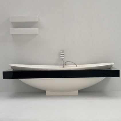 Contemporary Bathtubs by LACAVA