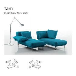 Tam Recliner Sofa Bed - TAM RECLINER BED