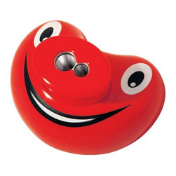 Alessi - Pig Pencil Sharpener - Pig Pencil in RedItem also available on: