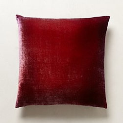 Kevin O'Brien - Ombre Velvet Pillow - *By Kevin O'Brien