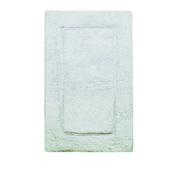 Kassatex Elegance Rug Collection, Seafoam