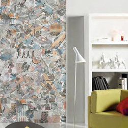 Museum Series - Memphis Design is colorful, playful and simply fun. Make any room happier with Memphis Design.