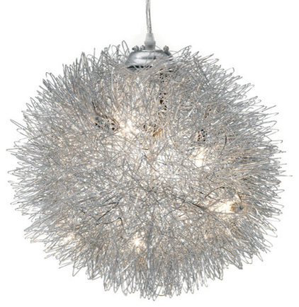 Eclectic Pendant Lighting by Inmod