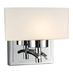 Elk Lighting - Eastbrook 1-Light Vanity in Polished Chrome - Eastbrook 1-light vanity in polished chrome
