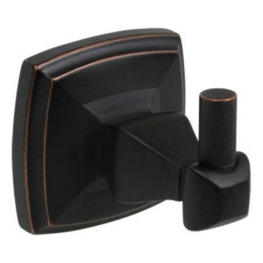 Designers Impressions - Regal Series Oil Rubbed Bronze Bathroom Accessories, Robe Hook - Finish: Oil Rubbed Bronze