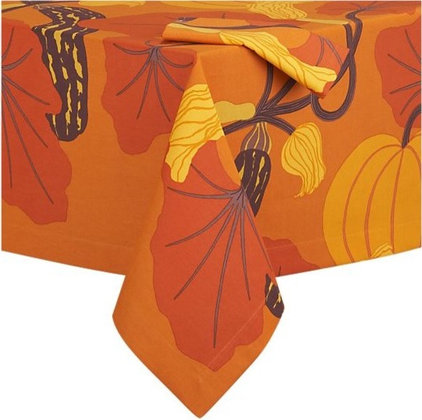 Eclectic Tablecloths by Crate&Barrel