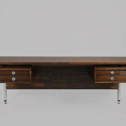 Finn Juhl Technocrat Desk - Vintage 1960s Technocrat Desk by Finn Juhl.