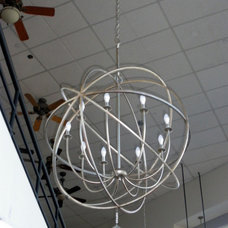 Contemporary Chandeliers by Revco Lighting + Electrical Supply, Inc.
