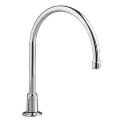 American Standard - American Standard 7230.000.002 Heritage Faucet - Heritage Bottom Mount Gooseneck Kitchen Faucet