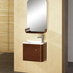 Dreamline EuroDesign wallmount Small Vanity DLVRB-317 - PRODUCT SPECIFICATIONS