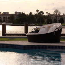Modern Outdoor Sofas by Furniture Stores