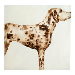 Bassett Mirror Company - Belle Dalmatian Canvas Print Wall Art - 40W x 40H in. - 7200-946EC - Shop for Framed Art and Posters from Hayneedle.com! About BassettBassett Mirror Company Inc. has been one of America's leading names in home fashion since 1922 when the family business was founded on the eastern slopes of the Blue Ridge Mountains of Virginia. Four generations later Bassett still produces beautiful mirrors fine furniture and framed art pieces that are destined to become heirlooms.