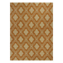 KAS - Kas Natura 2257 Rust Rania Rug - 6 ft 6 in x 9 ft 6 in - Kas Natura 2257 Rust Rania Area Rug. Kas Natura 2257 Rust Rania Area Rug. Our KAS Natura rugs pump up Eastern Indian motifs for a colorful, casual look. These vivid works of art will add fun and function to your room setting in fresh, updated colorations. Natura rugs have been machine woven in India, ensuring the heavy-duty jute construction provides durability and rich texture for your active lifestyle. Each modern Natura rug is ready to make a wow-statement in your contemporary space.