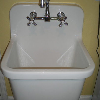 Plastic Utility Sink With Drainboard : Sink Laundry Room Design Ideas, Pictures, Remodel & Decor