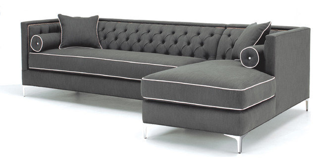 Contemporary Sectional Sofas by 22 Bond St.
