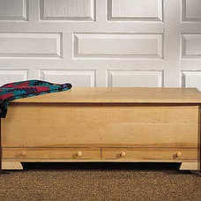 Zephyr Blanket Chest by Pompanoosuc Mills