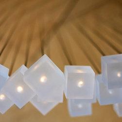 Mobius - Mobius custom light fixture by Graypants.