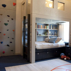 Contemporary Kids by Perianth Interior Design