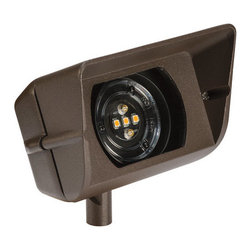 Kichler - Kichler 16070AZT27 Landscape LED 3 Light Accent Light with Bulbs Included - Features: