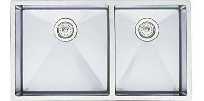 Contemporary Kitchen Sinks by Rebekah Zaveloff | KitchenLab
