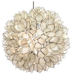 contemporary chandeliers by Island Woods