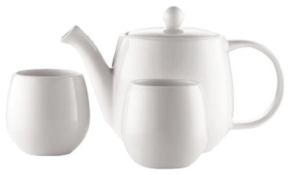 contemporary coffee makers and tea kettles by Sears