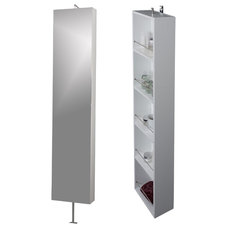 Contemporary Bathroom Cabinets And Shelves by Macral Design Corp