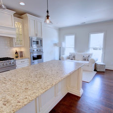 Contemporary Kitchen Cabinets by Housley Enterprises