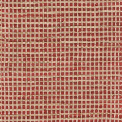 "Loloi Rugs - Loloi Rugs Porto Collection - Red, 1'-8"" x 3' - Casual yet sophisticated pops of color combined with natural jute are entwined into a grid-like pattern in Porto. These handwoven rugs from India are infused with cotton for softness underfoot.  The clean yet intricate pattern will add just the right layers of texture and pattern without competing with the rest of your room's interior."