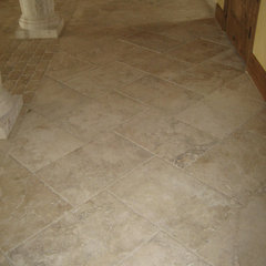 floor tiles by Materials Marketing