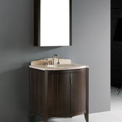 Madeli Udine 30 Bathroom Vanity - Madeli Bathroom Vanity, combining the newest technology standards into its manufacturing process along with traditional craftsmanship and rigorous inspections, Madeli assures the consumer that only the finest quality products will be delivered to their home.