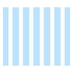 "SheetWorld - SheetWorld Fitted Crib / Toddler Sheet - Pastel Blue Stripe Woven - Made in USA - This luxurious 100% cotton ""woven"" crib / toddler sheet features a soft pastel 3/8"" blue stripe print. Our sheets are made of the highest quality fabric that's measured at a 280 tc. That means these sheets are soft and durable. Sheets are made with deep pockets and are elasticized around the entire edge which prevents it from slipping off the mattress, thereby keeping your baby safe. These sheets are so durable that they will last all through your baby's growing years. We're called SheetWorld because we produce the highest grade sheets on the market today. Size: 28 x 52."