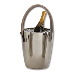 Riado - Alpine Champagne Cooler - Our products are handcrafted using high quality materials. Slight variations and imperfections are expected and are the inherent beauty of these items.