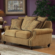 Traditional Love Seats by GreatFurnitureDeal
